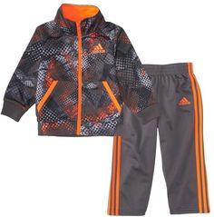 8acd0427a adidas Toddler Boy Abstract Fusion Gray Jacket & Pants Set Adidas Jacket  And Pants, Adidas