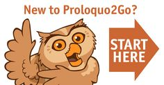 If you are new to Augmentative and Alternative Communication (AAC) or just new to Proloquo2Go, you are likely feeling anxious and slightly overwhelmed. Here are some useful tips to help you get started!