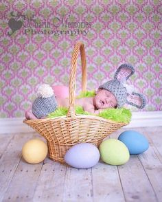 61 ideas for baby photography easter newborn pics Foto Newborn, Newborn Baby Photos, Baby Poses, Baby Boy Photos, Cute Baby Pictures, Newborn Pictures, Easter Pictures For Babies, Do It Yourself Baby, Newborn Photography Poses