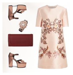 """Untitled #419"" by liiiilylove ❤ liked on Polyvore featuring STELLA McCARTNEY, Mulberry, Chloé and Bulgari"