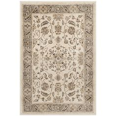 Safavieh Vintage Collection VTG1683410 Traditional Oriental Stone and Mouse Area Rug 2 x 3 >>> See this great product.
