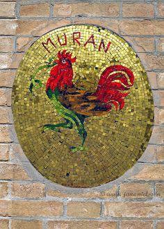Murano Mosaic, Venice Italy