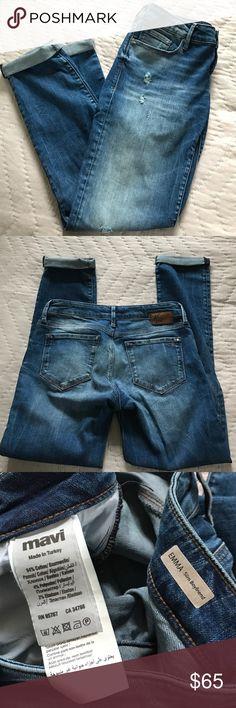 Mavi Boyfriend Jeans Never worn, super cute, Emma slim boyfriend. Perfect condition Mavi Jeans Boyfriend