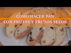 Cómo hacer pan casero muy fácil, sin amasar | Homemade bread very easy | El mundo de Gracia - YouTube Tostadas, Tacos, Pan Dulce, Mexican, Easy, Ethnic Recipes, Food, Youtube, World