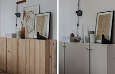Pretty Movement - The place for IKEA Hacks - Prettypegs - IKEA's Ivar Makeover With Prettypegs Design Your Dream House, My Home Design, Modern Design, House Design, Ikea Legs, Pretty Pegs, Bed Springs, Ikea Hacks, Ivar Ikea Hack