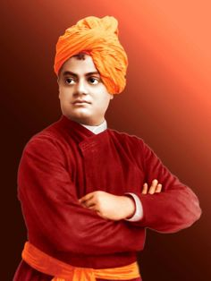 """Swami Vivekananda gives a speech which begins, """"Sisters and brothers of America .,"""" in which he introduces Hinduism at the Parliament of the World's Religions in Chicago. The speech is just part of Vivekananda's revival of Hinduism in modern India."""