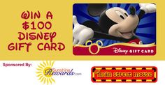 These days, we all could use some extra cash, especially with Christmas coming! Well, here's your chance to win some extra DISNEY cash from TMSM and our friends Dream Vacations, Summer Vacations, Disney Gift Card, Hidden Mickey, Mickey Party, Gift Card Giveaway, Enter To Win, Disney Addict, Look At You