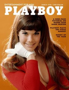 The turmoil from the carried into the with the Vietnam war and Playboy stayed ahead of the growing social changes with its hardhitting journalism and eyecatching. Ray Charles, Barbi Benton, Playboy Enterprises, Vintage Playmates, Interview, Hugh Hefner, Girls Magazine, Hot Brunette, Celebs