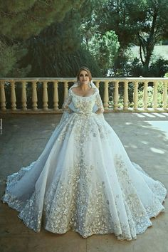 love the dress - Wedding Dress Princess Wedding Dresses, Bridal Wedding Dresses, Dream Wedding Dresses, Wedding Bride, Diy Wedding, Wedding Decor, Ball Dresses, Ball Gowns, Beautiful Wedding Gowns