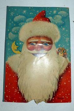 Kubasta-Aufstellbilderbuch-Pop-Up-Weihnachtmann