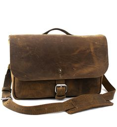 Items similar to NEW - Distressed Tan Courier Mail Bag - Laptop Bag on Etsy Tan Leather, Leather Bags, Distressed Leather, Leather Jackets, Everyday Bag, Purple Rain, Briefcase, Soho, Dublin