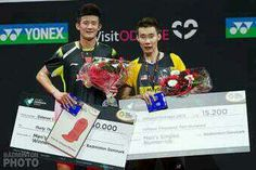 Yonex Denmark Open 2013: Long Chen - Chong Wei Lee: 24-22 21-19
