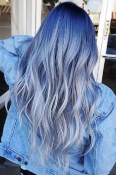 55 tasty ideas for a blue-black hair color that you can use every year Popular Ombre Hair Color For Brunettes blueblack color hair Ideas Popular tasty year