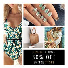 👙 All of you favorite Swimwear and Beachwear now 30% off with free shipping ❤️ Limited time only🔥 Wrap Around Bikini, Arm Bracelets, Beachwear, Swimwear, Floral Bikini, Beach Jewelry, Short Dresses, One Piece, Free Shipping