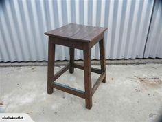 Square Pantry Stool | Trade Me