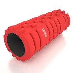 Foam Roller For Trigger Point Therapy - Best Massage Tool for All Sports Massage - The MUSCLE MAULER(TM) - Ideal for Deep Tissue Massage, Myofascial Release and Muscle Pain and Stiffness Relief - 100% Lifetime Better Than Money Back Guarantee - © 2014 Master of Muscle http://smile.amazon.com/dp/B00HPR77B6/ref=cm_sw_r_pi_dp_9WR8tb0C57NPS