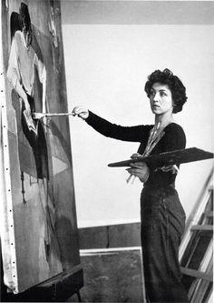 Françoise Gilot (1921) is een Frans kunstschilderes en was minnares en muze van de Spaanse kunstenaar Pablo Picasso. Ze is moeder van hun kinderen Claude en Paloma. Op haar 21ste (1942) ontmoette ze Pablo Picasso (toen 62). De relatie duurde van 1944 tot 1953.