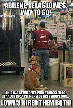 Way to go Lowes - Good for you!