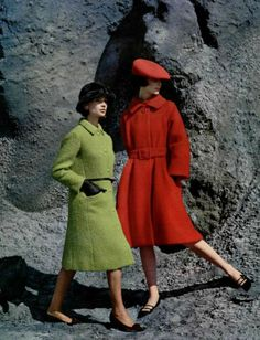 1964  Yves Saint-Laurent. Christian Dior