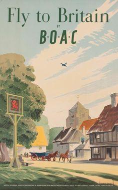 Britain BOAC