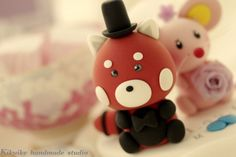 Red Panda topper