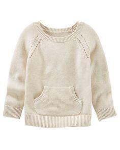 Toddler Girl TLC Sweater Tunic | OshKosh.com