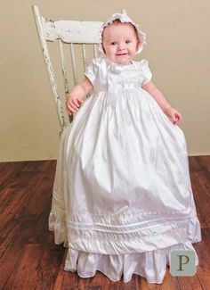 1000 images about LDS Blessing Dresses on Pinterest