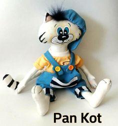 Pan Kot maskotka dla dzieci Smurfs, Fictional Characters, Fantasy Characters