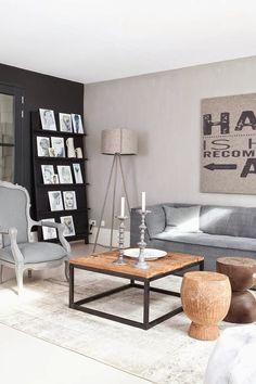 Interior crisp: Mini series: vt wonen stylists - Marianne Luning