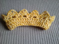 Crown  Made to Order by SamsCrochet on Etsy, $12.00
