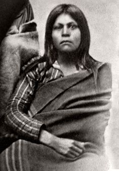 Juana Maria Better-than-Nothing: The Strange Tale of the Lone Woman of San Nicolas Island Woman Skirts lost woman of san nicolas cormorant skirt Native American Photos, Native American Tribes, Native American History, Native Indian, First Nations, A Team, In This World, Nativity, Lost