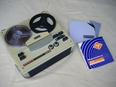 Radios, Magnetic Tape, Retro, Design Products, Nostalgia, Graphics, Studio, Early Childhood, Berlin Wall