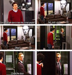 Ted & Barney :D