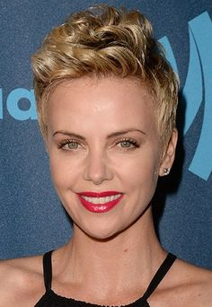 Image result for charlize theron hairstyles