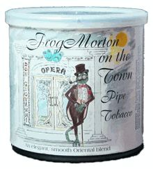 McClelland Frog Morton on the Town 100g tin
