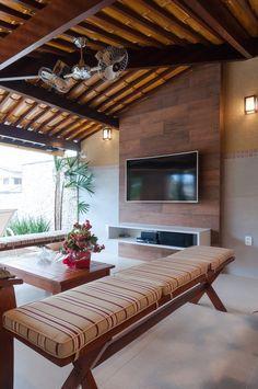 Desert Homes, My Dream Home, Exterior Design, Cool Designs, Pergola, Sweet Home, New Homes, Backyard, Cottage