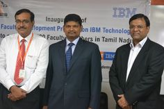 IBM training inaguration