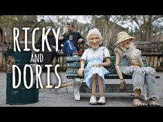 Ricky & Doris: An Unconventional Friendship in New York City. With Puppets! - YouTube