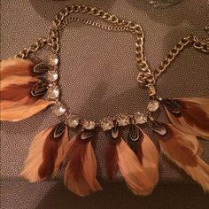 "Selling this ""Statement Necklace"" in my Poshmark closet! My username is: melissaalopez. #shopmycloset #poshmark #fashion #shopping #style #forsale #Forever 21 #Accessories"