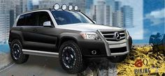 Mercedes to show off four custom GLKs at SEMA, LA shows Photo ...
