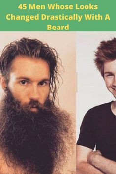 Beards are everything right now. It may be hot in the summer, but that doesn't mean you can't sport a neatly trimmed beard with your swimming trunks. These men prove that beards make all the difference.