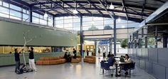 High Tech High: A Learning Environment Steeped in Technology Learning Spaces, Learning Environments, Learning Centers, High Tech High, Grant Proposal, High Schools, Design Ideas, Google Search, Lighting