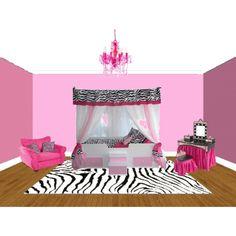 Zebra room(: