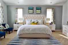 Local Client Project Reveal: Harvey Project Master Bedroom Before