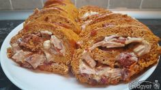 Ajváros piskótatekercs French Toast, Breakfast, Food, Morning Coffee, Essen, Meals, Yemek, Eten