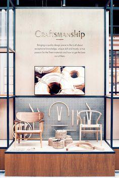 - interior design - retail experience - retail design - interior architecture - showroom - branding - visual identity - My Website 2020 Thrift Store Furniture, Furniture Catalog, Furniture Showroom, Refurbished Furniture, Farmhouse Furniture, Furniture Layout, Home Decor Furniture, Furniture Projects, Cool Furniture