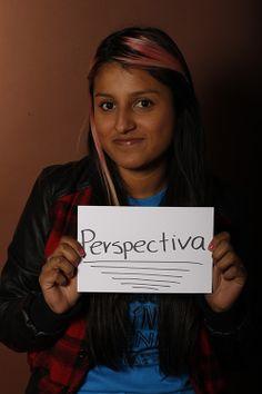 Perspective, Estefany González, Estudiante, Diseño Gráfico, Monterrey, México