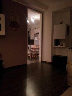 Sala con vista cucina