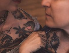 DNA Tattoos Are the Final Frontier of Love
