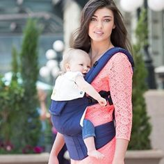 LILLEbaby - The COMPLETE Embossed - I cannot express adequately how much I am in love with this carrier. My baby is huge, and it's exhausting lugging him around. He outgrew my Beco Gemini at about 28 pounds. I tried a Tula (ugh), an Ergo (nope), and a Beco Soleli (good, but not as good as the Lille). If you are interested in baby wearing, get it! You can cross the straps and it has an awesome lumbar support. The embossed is the most expensive version, but there are others for less.